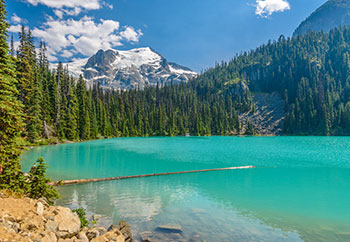 Bus from Vancouver to Joffre Lakes Provincial Park
